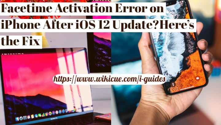 Facetime-Activation-Error-on-iPhone-After-iOS-12-Update