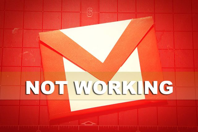 Gmail Not Opening