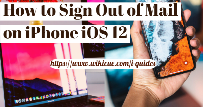 How-to-Sign-Out-of-Mail-on-iPhone-iOS-12