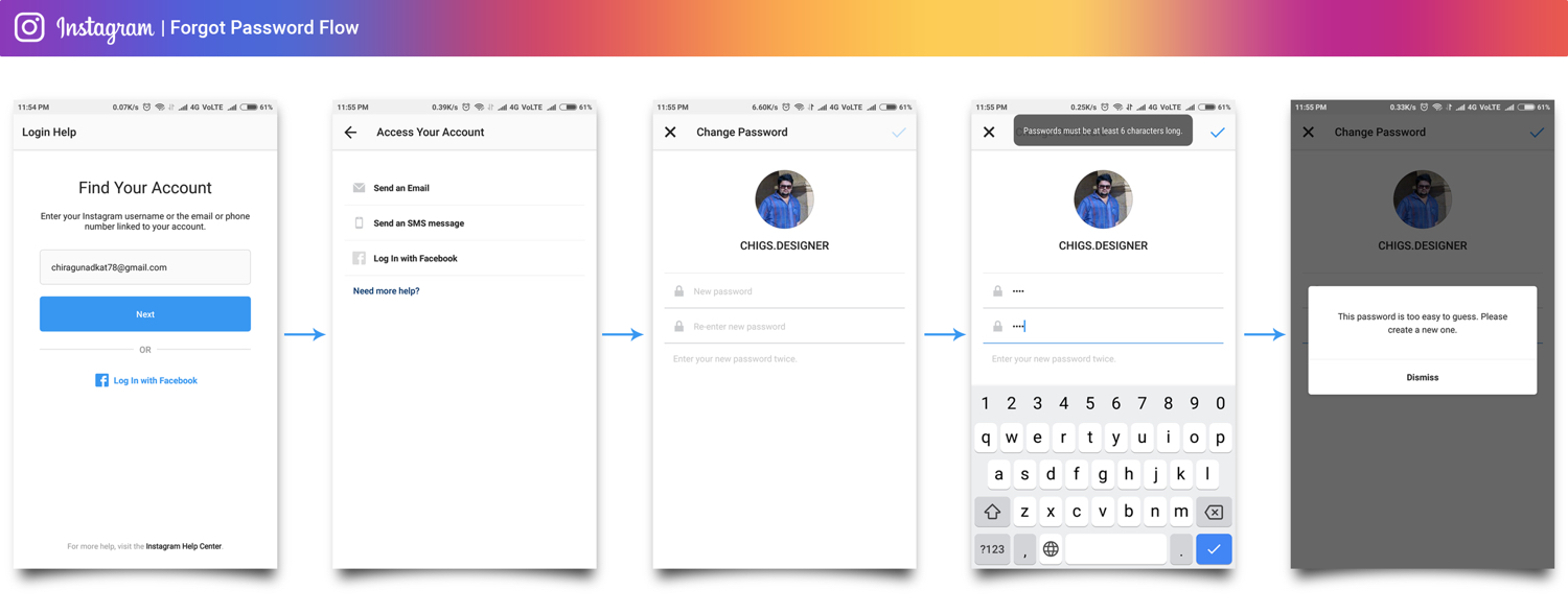 How to Reset Instagram Password without Phone Number or Email