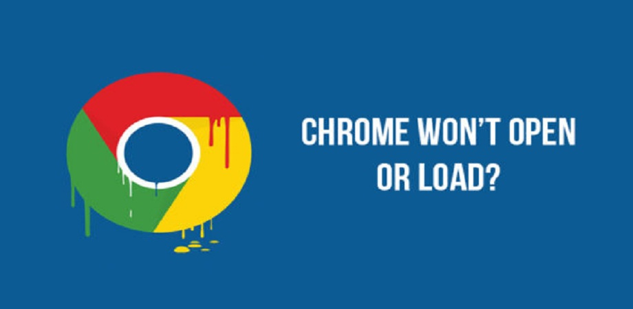 google chrome won't open on windows
