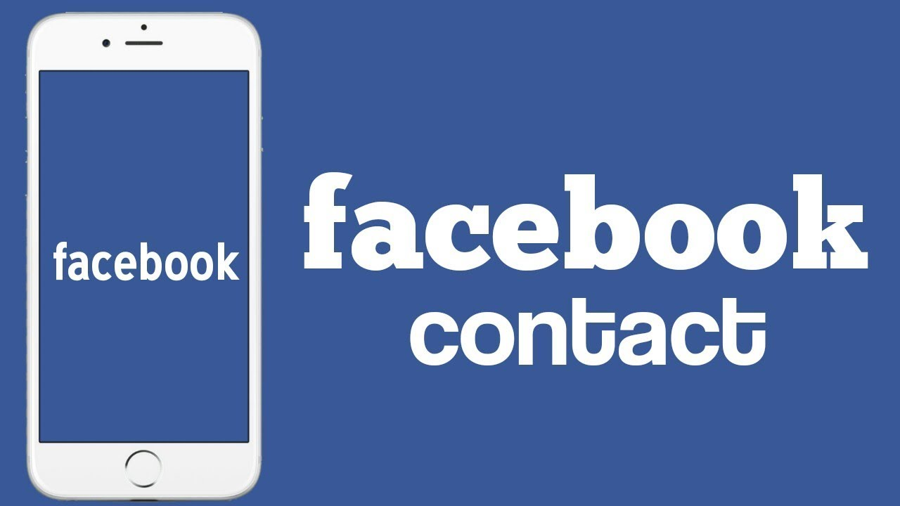 How to Contact Facebook about a Problem