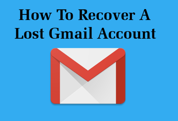 How to get my forgotten gmail password